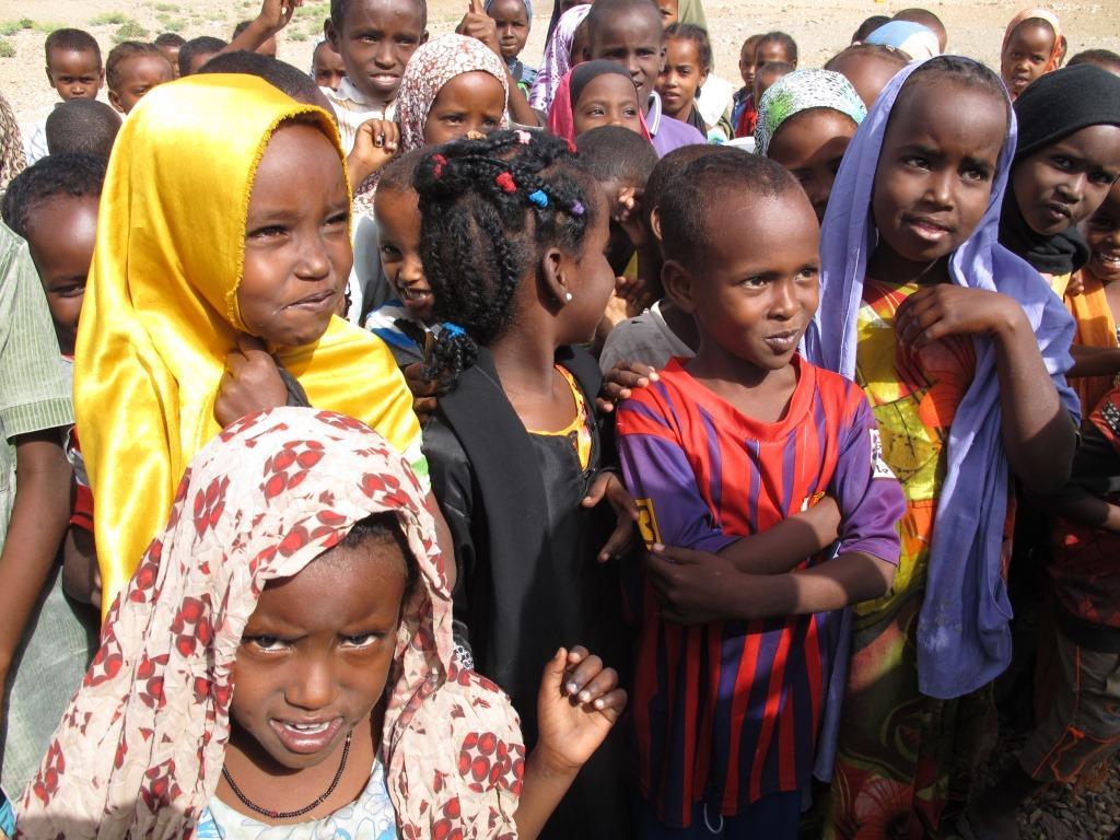 Rast i Ali Addeh, Djibouti. Foto: Ann Jonsson