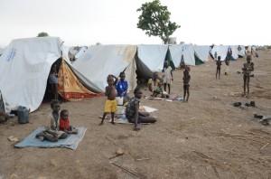 Lietchuor flyktingläger i västra Etiopien. Foto: Christof Krackhardt/BftW/ACT
