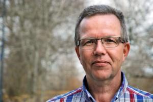 Hans Hägglund ingår i Svenska kyrkans medarbetarpool som består av psykosociala experter redo att bistå med sin kompetens vid katastrofer. Foto: Ulrika Lagerlöf/IKON