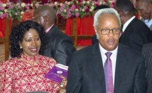 Lowassa bytte sida så sent som i juli i år och gick över till oppositionen. Foto: Dag Oredsson