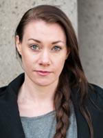 Sanna Bülow Foto: Gustaf Hellsing /IKON