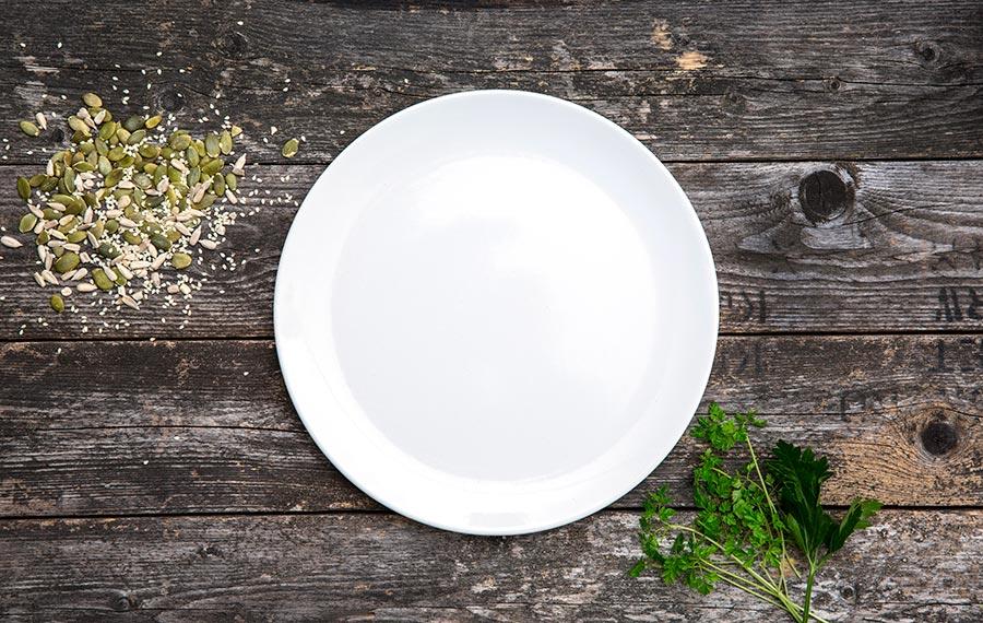 795 miljoner människor äter för lite, för näringsfattigt och inte tillräckligt ofta. Foto: David Back