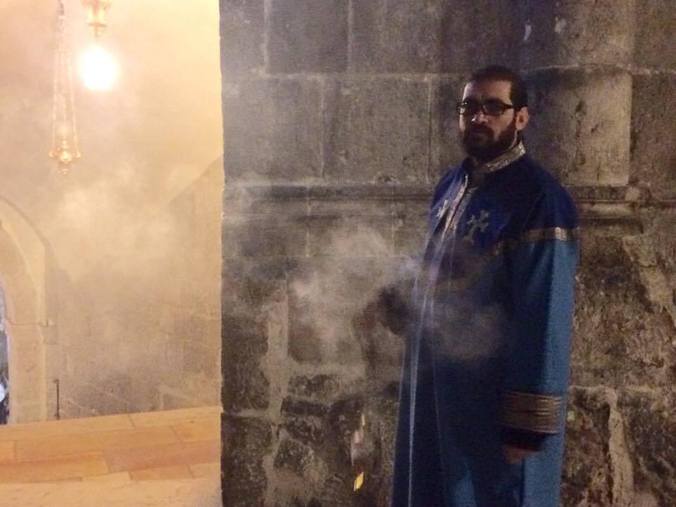 ArmenierIUppst+Ñndelsekyrkan
